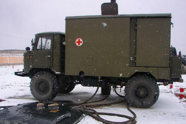 Аппарат обеззараживания ДДА-66